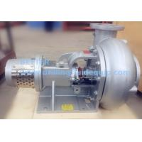 BETTER Mission Sandmaster and MCM Mud Master style Centrifugal Pumps6x5x14 with Short Frame Hydraulic Motor Driven
