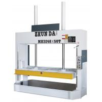 Wholesale Doors Making Hydraulic Cold Press Machine With Platen Size 2500 X 1300mm from china suppliers