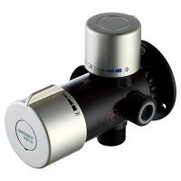 """Wholesale Solar Thermostatic Mixing Valve A6 1/2"""" Brass For Electrical Water Heaters KSTP from china suppliers"""