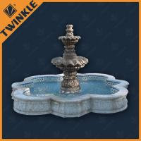 Wholesale Natural Stone Carving Garden Water Fountains For Home Decoration from china suppliers