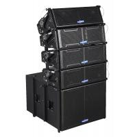 Wholesale double 6 inch line array speaker LA206 from china suppliers