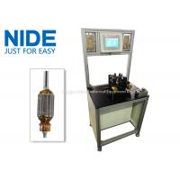 Wholesale high efficiency customized motor Dynamic Armature Balancing Machine from china suppliers