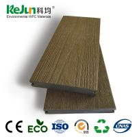 Wholesale Outdoor solid hollow wpc co-extrusion decking board from china suppliers