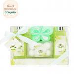 China Fresh Relaxing Bath Gift Sets / Bath Bomb Gift Sets Seductive Vanilla Fragrance for sale