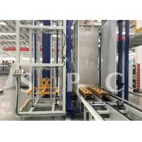 Quality Low Voltage Electrical Depalletizer Machine For Empty Tin Can Box Form for sale