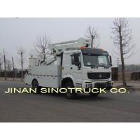 Wholesale SINOTRUK HOWO SERIES AERIAL PLATEFORM TRUCK from china suppliers
