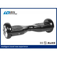 Wholesale 6.5 Inch Smart Self Balancing Scooter With Bluetooth , Max Loading 120 KGs from china suppliers