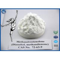 Wholesale Muscle Building Dianabol Anabolic Steroids , Cas 72 63 9 Steroid Raw Powder from china suppliers