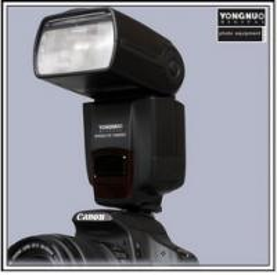 China YONGNUO YN-565EX/N Camera Speedlite Flash Light With LCD Display For NIKON I-TTL on sale