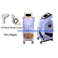 Wholesale Permanent Diode Laser Hair Removal Equipment , Bipolar Radio Frequency from china suppliers