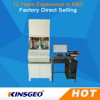 Buy cheap No Rotor Rheometer Plastic Testing Machine With Computer Control KJ-A015 from wholesalers