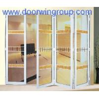 Wholesale Double Glazed Aluminum Bifold Doors from china suppliers