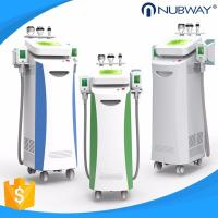 Buy cheap High end quality Body Slimming device Cryolipolysis 4 in 1 Cryo Cool Sculpting fat freezing machines from wholesalers