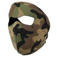 Buy cheap airsoft paintball hunting full face protect mask,reversible hunting mask from wholesalers
