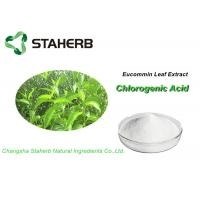 Wholesale Antiphlogistic Pure Natural Plant Extracts Eucommia Extract Chlorogenic acid 5%-98% from china suppliers