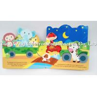Wholesale 6 PET Button Sound Module For Animal Sound Board Book , Funny baby music book from china suppliers