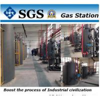 Buy cheap 200 Nm3/h Nitrogen , 300 Nm3/h Hydrogen Gas Station Equipment for Fastener Plant from wholesalers