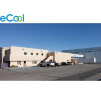China Low Temperature Frozen Food Storage Warehouses For Cargo Distribution Center on sale