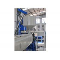 Wholesale Twin Screw Foam Food Container Machine , Plastic Sheet Extrusion Line For Pearl Cotton from china suppliers