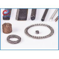 Wholesale Filter Elements Knitted Metal Mesh With Free Sample Acid / Alkali Resistance from china suppliers