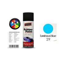Wholesale Glossy / Matte Plasti Dip Removable Rubber Spray Paint Peel Off Moisture Resistant from china suppliers