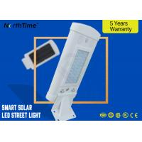 Buy cheap High Power 10w All In One LED Solar Street Light / Waterproof Led Roadway from wholesalers