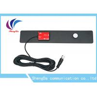 Wholesale VHF UHF Digital Television Antennas Unobtrusively Thin Design For PCI / ATSC / USB TV Tuner from china suppliers