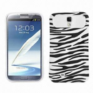 China Crystal Diamond/Bling Hard Mobile Phone Case for Motorola Droid RAZR MAXX, Comes in Zebra Design on sale