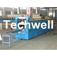 Wholesale K-Span Arch Roof Roll Forming Machine For 0.8 - 1.5mm Thickness Large Span Roof Panel from china suppliers