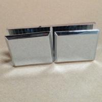 Wholesale Glass to glass 180 degree inline glass fitting from china suppliers