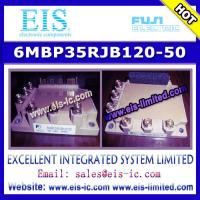 China 6MBP35RJB120-50 - FUJI - IGBT MODULE(V series)1200V/35A/IPM - Email: sales009@eis-ic.com on sale