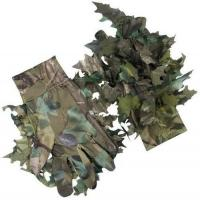 Wholesale 3D Camo Leaf Suit With 3D Printed Grip Pattern Nylon Taffeta Sneaky Lycra Gloves For All S from china suppliers
