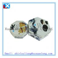Wholesale Vintage Metal Candy Tin Box Container  www.xuanlongpackagingco.com from china suppliers