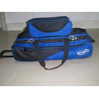 Wholesale Customized Bowling Bag With Wheels 3balls from china suppliers