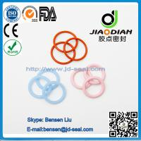 Wholesale FKM O Rings of size range AS 568, JIS2401 on Short Lead Time with SGS CE ROHS FDA Cetified(O-RINGS-0081) from china suppliers