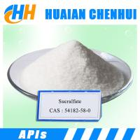 Wholesale Anti-peptic ulcer drugs / Sucralfate / food grade medical grade raw material sucralfate from china suppliers