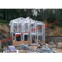 Wholesale Customized Light Steel Villa Design And Fabrication Based On Various Standards from china suppliers