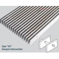 swage steel grating