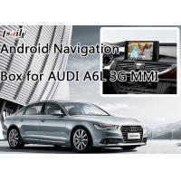 Wholesale Car Android 6.0 Navigation Box for AUDI A6L 3G MMI with WIFI BT Mirror Link HD 1080P from china suppliers