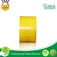 Quality Carton Adhesive Transparent BOPP Packing Tape Customized 48mmx66mm Width for sale