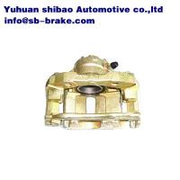 China Yellow Front Peugeot Brake Caliper Replacement OEM 4400.N0 / 4400.R6 / 4400.N1 / 4400.R7 on sale
