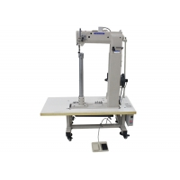 Wholesale Walking Foot 750W  DD×1 High Post Bed Sewing Machine from china suppliers
