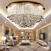 Wholesale Vaulted Crystal ceiling lighting Lamp Fixtures for Indoor home Decoration (WH-CA-15) from china suppliers