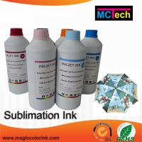Wholesale Digital printing Dye Sublimation ink for Mutoh VJ-1624W/VJ-1638W/VJ-2638W DX7 Printhead from china suppliers