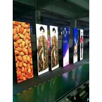 Wholesale 2.5mm Pixel Pitch LED Screen Signage Indoor Portable Poster 1200 Nit For Shopping Mall from china suppliers