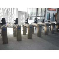 Wholesale Auto Bi Directional Waist Height Turnstiles/ Tripod Turnstile Gate For Visitor Magement from china suppliers