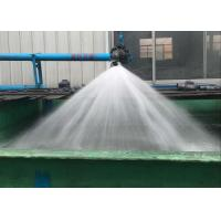 China SiSiC Material Silicon Carbide Swirl / Spiral Jet Spray Nozzles Easy Installation on sale