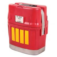 China 50 minutes CE certified chemical oxygen mining Self Rescuer, ABS red self contained self rescuer for sale