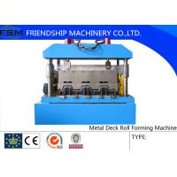 China Sheet Metal Forming Equipment , Stud Roll Forming Machine on sale