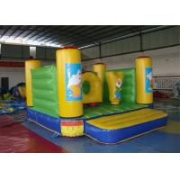 Wholesale Children PVC Tarpaulin Playground Indoor Inflatable Bouncer / Jumpers from china suppliers